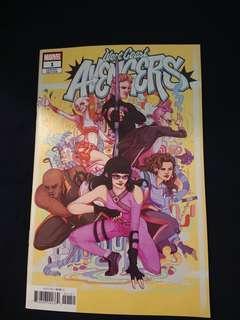 Westcoast Avengers #1 variant Lauren Tsai