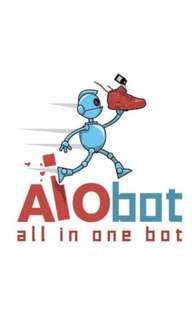 AIO Bot Sneaker Bot
