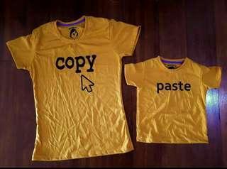 Twinning Shirt Copy Paste