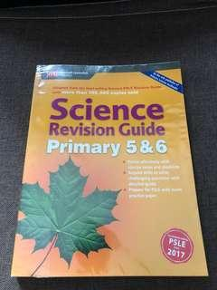 Science Revision Guide P5&6