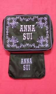 #SINGLES1111 💯AUTHENTIC ANNA SUI Pouch
