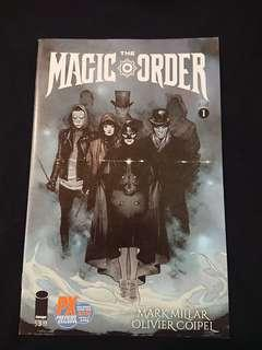 The Magic order #1 PX Exclusive