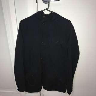 Arvust Navy Jacket