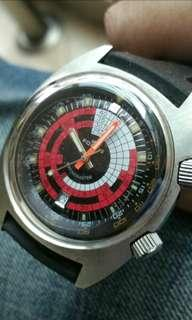FORTIS Automatic Watch world timer
