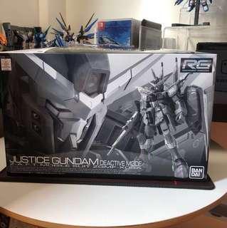 Rg Justice Gundam Deactive Mode