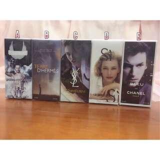 🚚 【送專櫃試用包】Chanel YSL 品牌香水 20ml 女性香水 男性香水 香奈兒