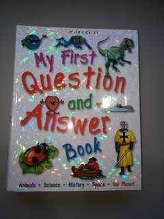 Miles Kelly My First Question and Answer Book