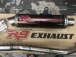 R9 Mugello Exhaust for Sniper