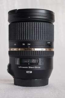🚚 Tamron 24-70mm f2.8 Di VC USD (for canon)