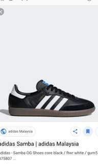 Authenthic Adidas Samba Uk5