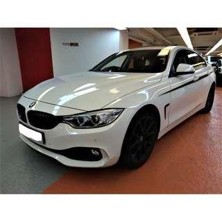 BMW2015 420iGRAND COUPE