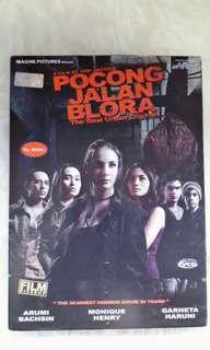 """VCD Horor Indonesia """" POCONG JALAN BLORA """" - Original"""