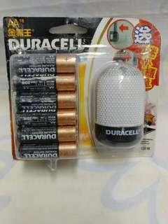 絕版全新金霸王 DURACELL 迷你櫃燈套裝 1 套