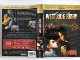 West Side Story movie musical DVD