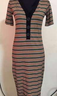 Zara Midi knit Dress
