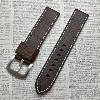 Watch leather strap #048