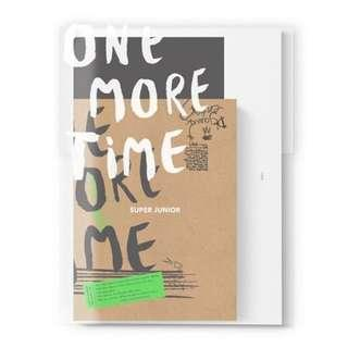 [PRE ORDER] Super Junior - One More Time