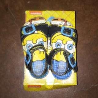 spongebob sandals