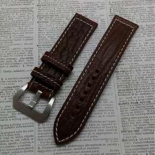 Watch leather strap #2326