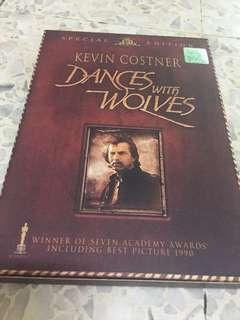 Dances with Wolves - Special Edition DVD Set #OCT10