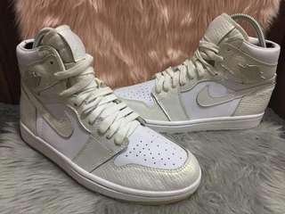 Original Nike Air Jordan 1 Heiress  10/10  Sz US 9.5/43/27.5cm  No issue good as new