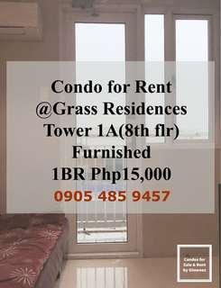 Grass Residences Condo for Rent