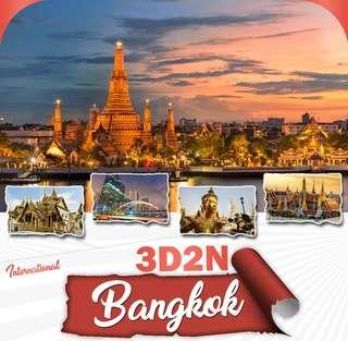 3D2N BANGKOK PACKAGE W/ AIRFARE