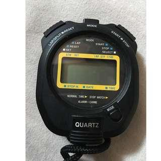 Digital Quartz Stop Watch