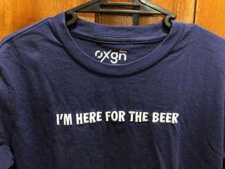 I'm Here For The Beer T-Shirt