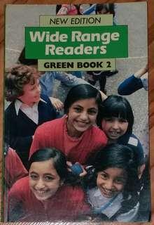 Wide Range Readers - Green Book 2