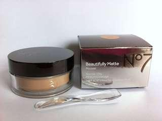 No7 Beautifully Matte Mousse Foundation