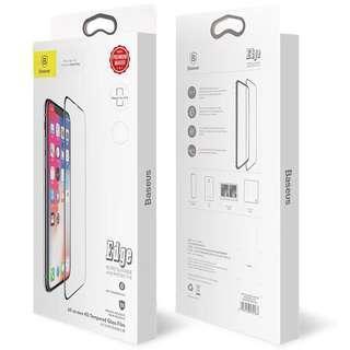 Baseus iPhone Xs Max 9D glass screen protector