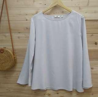 uniqlo women blouse