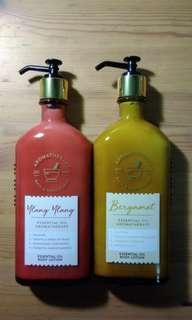 🆕 BN Bath & Body Works 'Bergamot' and 'Ylang Ylang' Aromatherapy Lotions