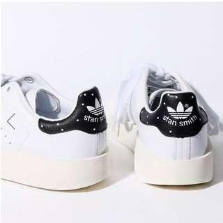 🈹️$300 only !adidas Originals  Stan Smith Bold 厚底adidas
