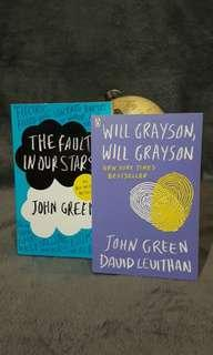 The Fault in Our Stars - Will Grayson, Will Grayson