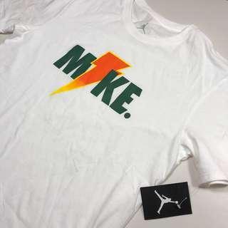 """Jordan Gatorade Collab """"Like Mike"""" Lightning Shirt"""
