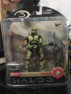 McFarlane Halo 3 Rogue Spartan