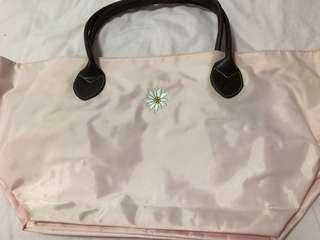 Kirchhofer Pink Tote Bag