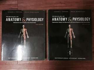 Principles of Anatomy & Physiology Volume 1 & 2