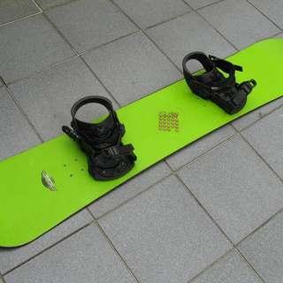Used Sand Board Snow Board