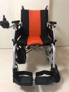 Champ Power Chair motorised electric wheelchair