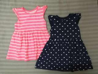 Young Dimension Combo Baby Girl Dresses