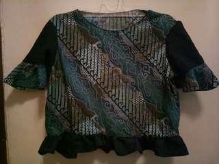 Batik Ruffle