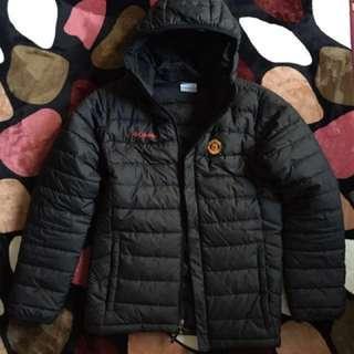 Manchester United Columbia Powder Lite Puffer Jacket