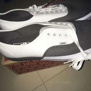 Vans Authentic Pewter Blocked