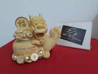 Dragon Coin Bank by HLB