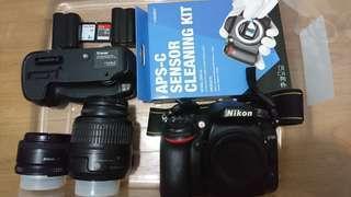Nikon D7100 sc63K