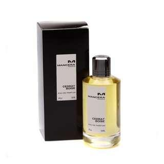 Parfum Original Mancera Cedrat Boise