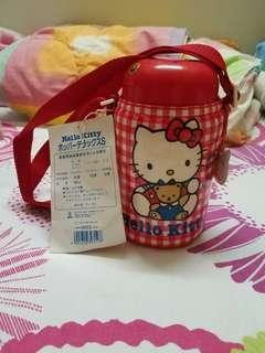 懷舊 Sanrio 1991年 Hello Kitty 水壺